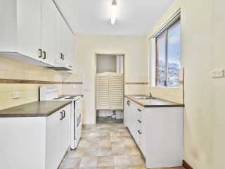 View profile: Recently painted two bedroom unit in prime position!