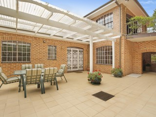 View profile: Perfectly & carefully designed double brick home.